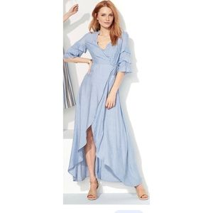 June + Hudson wrap dress